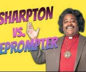 Al Sharpton Funny Video