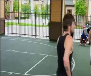 Some amazing Dunks Funny Video