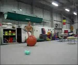 Amazing ball Flipper Video