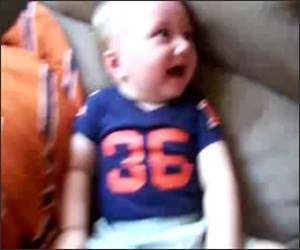 Baby loves farts Funny Video