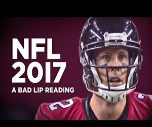 bad lip reading nfl 2016 Funny Video