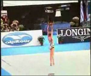 Amazing Rhythmic Gymnastic