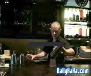 Bartending Tricks