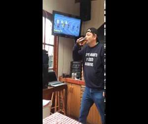 beer chugger vs usain bolt Funny Video