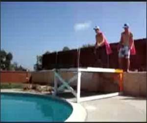 Beerpong Dunks Funny Video