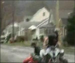 Big Wheel Crash Funny Video
