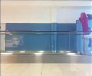 Bored Guys at Airport Funny Video