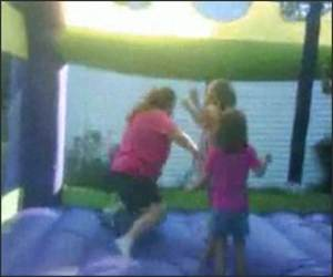 Bounce Castle For Kids Video