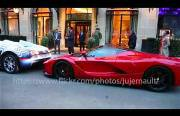 bugatti backs into ferrari Funny Video