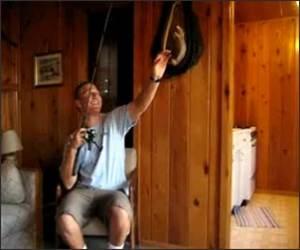 Chipmunk Fishing