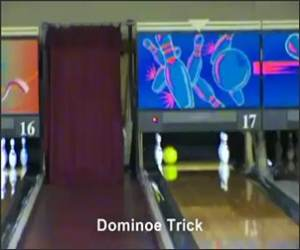 Cool Bowling Tricks Funny Video