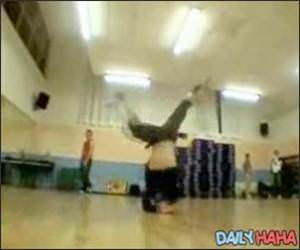 Insane Break Dancing Video