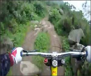 Crazy Mountain Biking Video