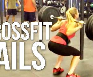 Crossfit Fails Funny Video