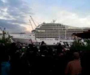 Cruise Ship Funny Video