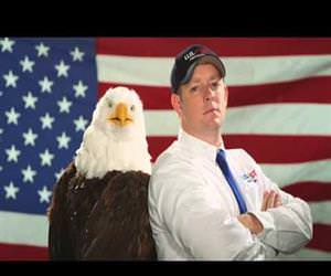 eagle steve pest control Funny Video
