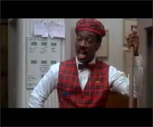 Eddie Murphy Predicts Giants Win