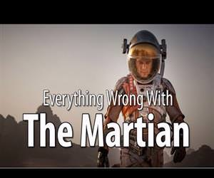 everything wrong with the martian Funny Video