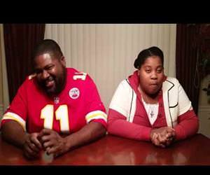 father daughter beat boxing battle Funny Video