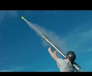 firework rocket launcher Funny Video