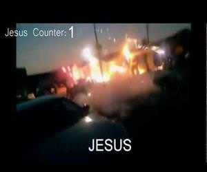 fireworks for jesus Funny Video