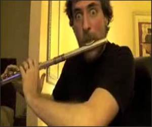Flute Beat Boxer Funny Video