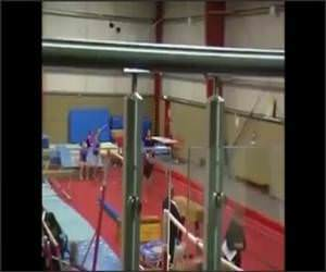 Epic Fail Gymnastics Funny Video