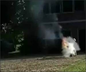 Homemade explosions
