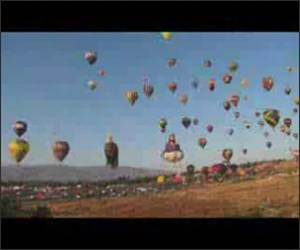 Air Balloon Time Lapse Funny Video