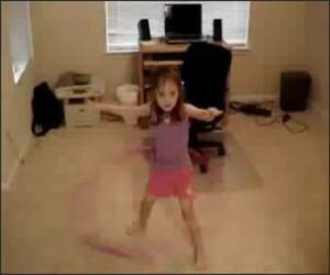 Hula Hoop Kid Funny Video