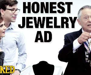 if jewlery ads were honest Funny Video