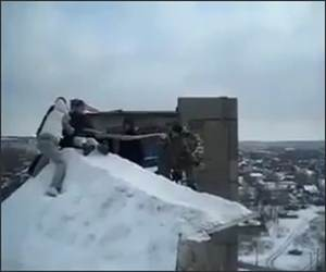 In Soviet Russia Bungee Funny Video