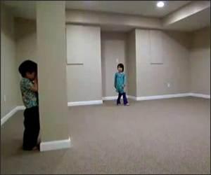 Intense Hide and seek Funny Video