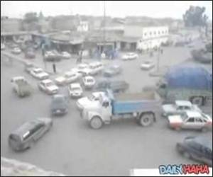 Iraqi Traffic