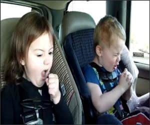 Kids Lip Syncing Korn Funny Video