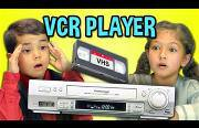 kids react to old technology Funny Video