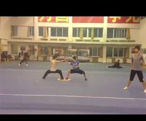 kung fu in action Funny Video