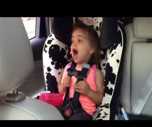 little girl Bohemian Rhapsody Funny Video