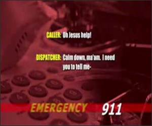 Louis CK 911 call Funny Video