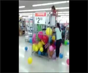 Walmart Ballpit Divers Funny Video