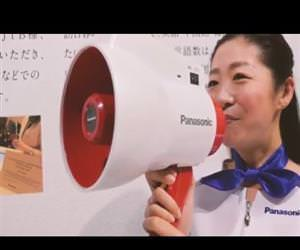 megaphone translator Funny Video