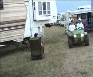 Motorized Recliner Funny Video