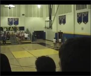 Nice Dodgeball Shot Funny Video