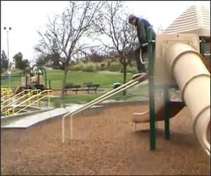 Playground Fail Funny Video