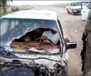 Priceless Iraqi Car