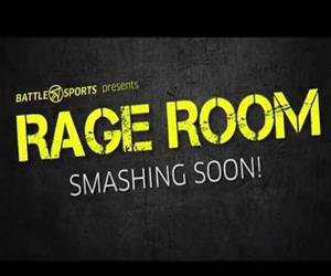 rage room for stress Funny Video