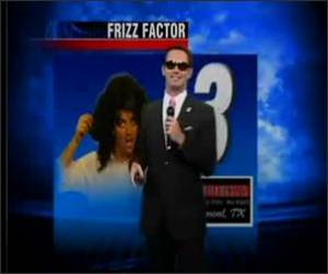 The Rapping Weatherman Funny Video