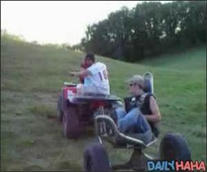 Redneck Amusement Park