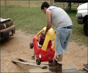Redneck Kids Ramp Video
