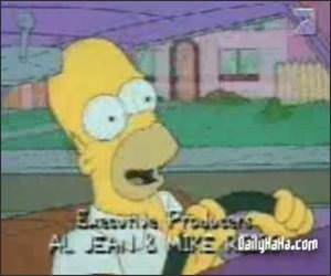 Simpsons, Homer Simpson